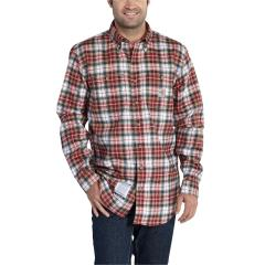 Carhartt Men's FR Classic Plaid Shirt