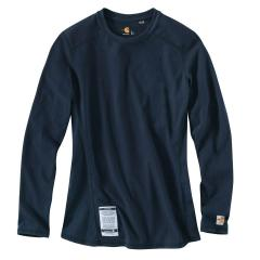 Carhartt Women's Flame-Resistant Force Cotton Long-Sleeve T-Shirt