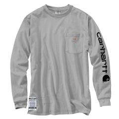 Men's Flame-Resistant Force Graphic Long-Sleeve T-Shirt