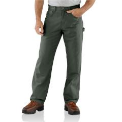 Carhartt Men's Canvas Carpenter Jean - Discontinued Pricing