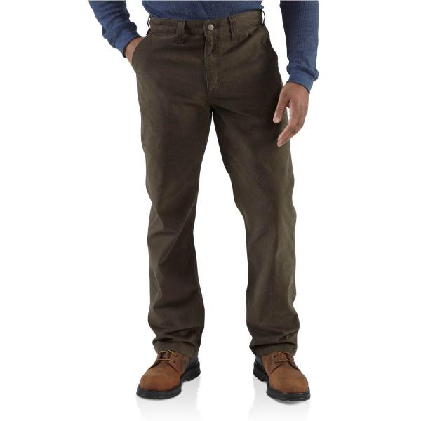 Carhartt Men's Rugged Work Khaki - Discontinued Pricing
