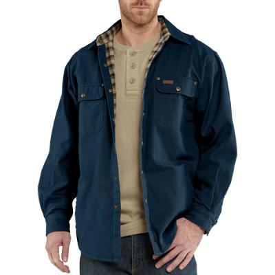 Carhartt Men's Weathered Canvas Shirt Jac Pricing