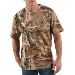 Men's WorkCamo Short-Sleeve T-Shirt - Discontinued Pricing
