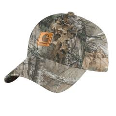 Carhartt Men's WorkCamo Cap - Past Season