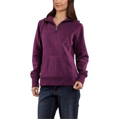 Women's Clarksburg Quarter-Zip Sweatshirt - Discontinued Pricing