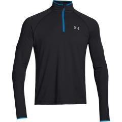 Men's HeatGear Flyweight Run Quarter Zip