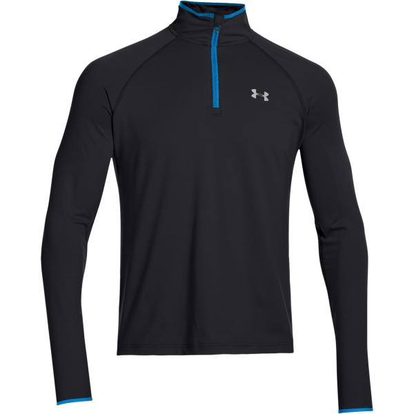 Under Armour Men's HeatGear Flyweight Run Quarter Zip