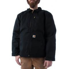 Men's Blended Twill Quilt Lined Jacket