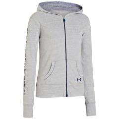 Girls' Triblend Full Zip Hoody