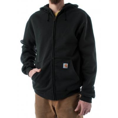 Carhartt Men's Midweight Zip Front Sweatshirt - Thermal Lined Special Make
