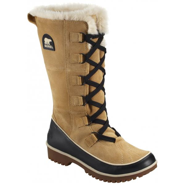 Sorel Women's Tivoli High II - Suede Upper