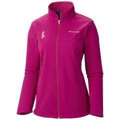Women's Tested Tough in Pink Softshell II
