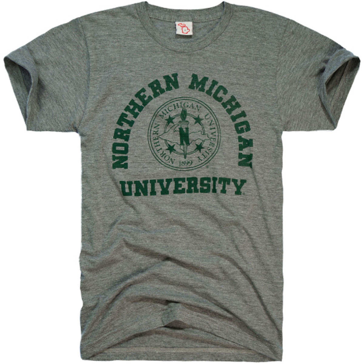 The Mitten State Men's NMU Seal