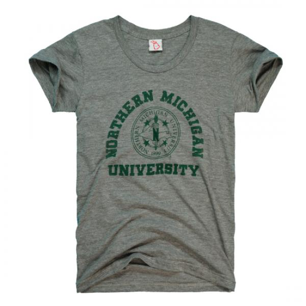 The Mitten State Women's NMU Seal