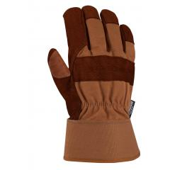 Carhartt Men's Insulated Bison Leather