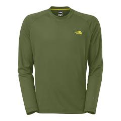 Men's Long Sleeve Flash Dry Crew