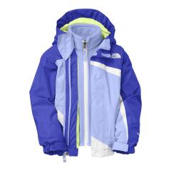 Toddler Girls' Mountain View Triclimate Jacket
