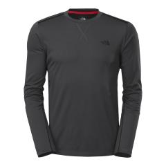 Men's Long Sleeve Quantum Crew