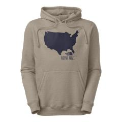 Men's Backyard USA Pullover Hoodie