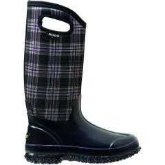 Bogs Women's Classic Winter Plaid Tall