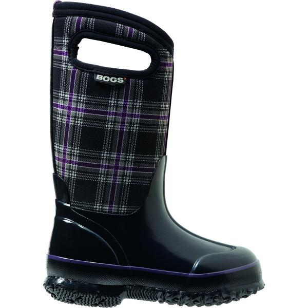 Bogs Toddler Classic Winter Plaid Sizes 7-13