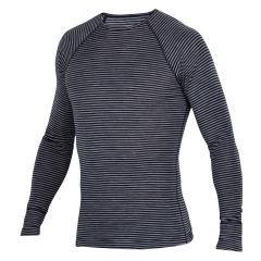 Men's Woolies 150 Crew Stripe