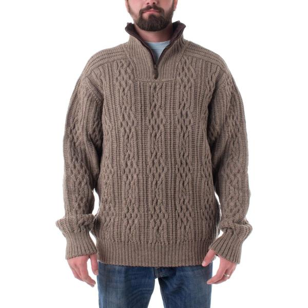 Dale of Norway Men's Henningsvaer Water Repellant Sweater