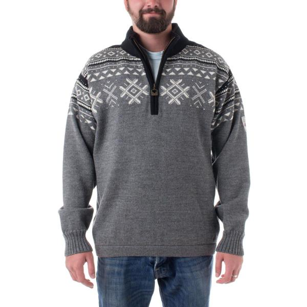 Dale of Norway Men's Dovre Sweater Quarter Zip
