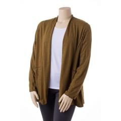 Women's Luxury Jacket Extended Size