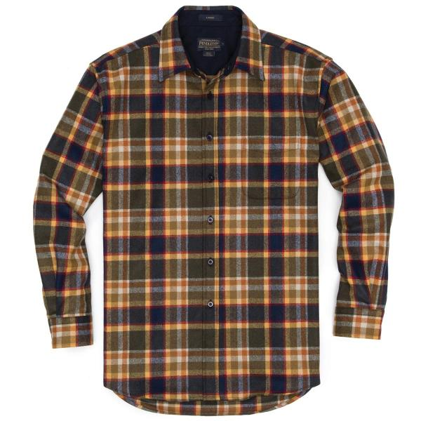 Pendleton Men's Lodge Shirt Tall