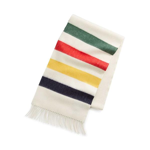 Hudsons Bay Everyday Wool Scarf Multi