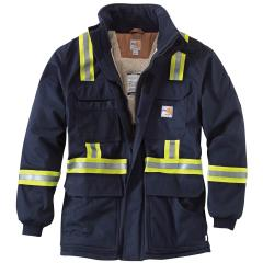 Men's Flame-Resistant Extremes Arctic Coat