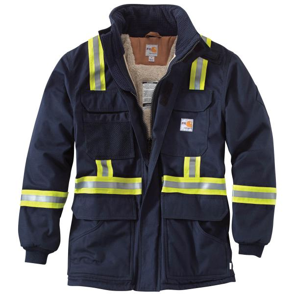 Carhartt Men S Flame Resistant Extremes Arctic Coat Free