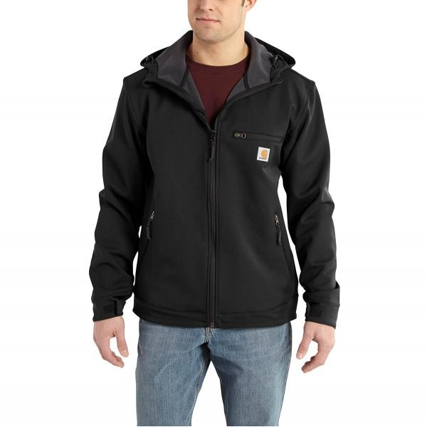Carhartt Men's Crowley Hooded Jacket - Discontinued Pricing