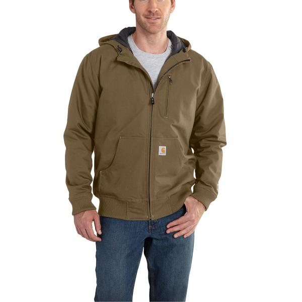 Carhartt Men's Quick Duck Jefferson Active Jac - Discontinued Pricing