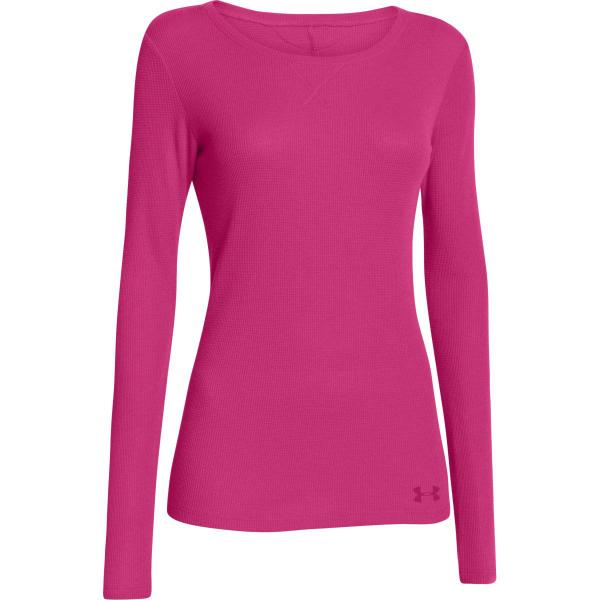 Under Armour Women's UA Cozy Waffle Long Sleeve