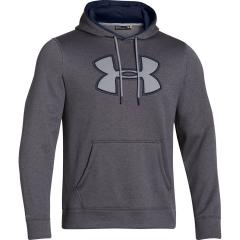 Men's Armour Fleece Storm Big Logo Hoody