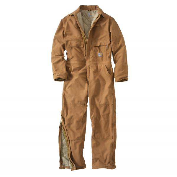 Carhartt Men's Flame Resistant Duck Coverall