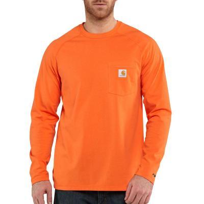 Carhartt Men's Force Cotton Long-Sleeve T-Shirt Pricing