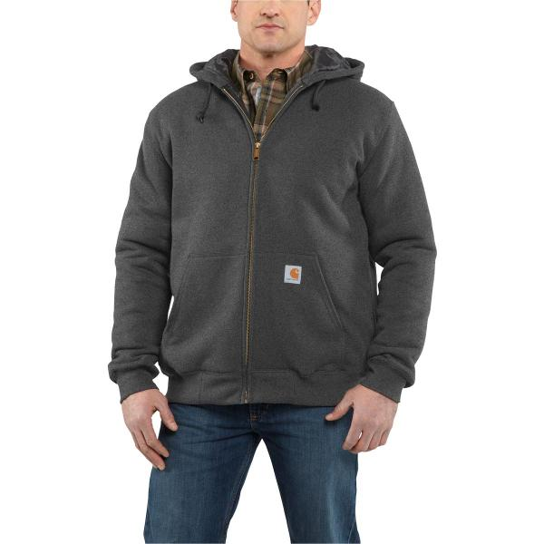 Carhartt Men's Rain Defender Avondale Midweight 3-Season Sweatshirt - Discontinued Pricing