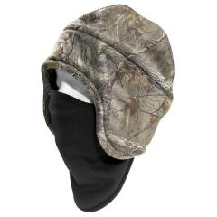 Men's Camo Fleece 2-in-1 Headwear - Past Season