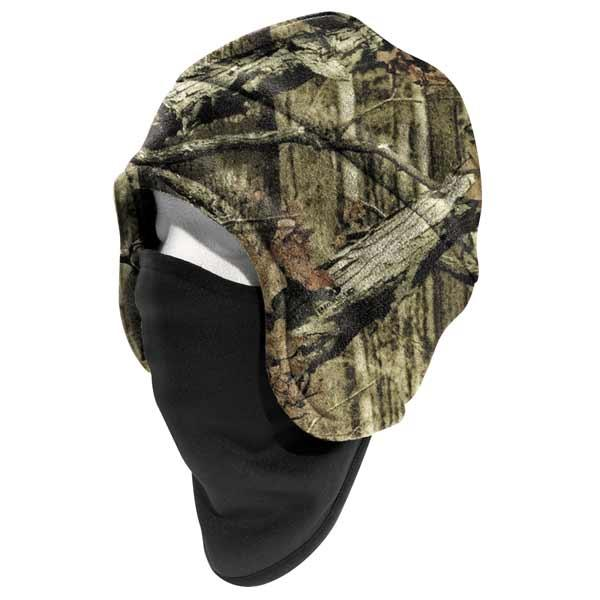 Carhartt Men's Camo Fleece 2-in-1 Headwear - Discontinued Pricing