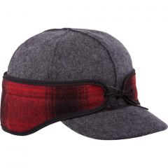 Men's Spacecraft Plaid Cap