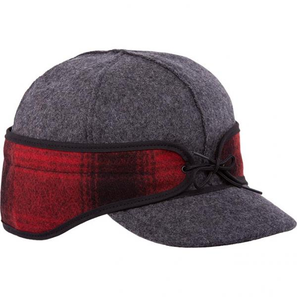 Stormy Kromer Men's Spacecraft Plaid Cap