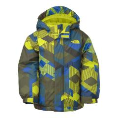 Toddler Boys' Insulated Brier Jacket