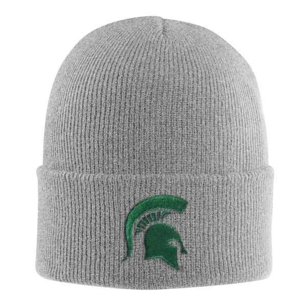 Carhartt Men's Michigan State Acrylic Watch Hat