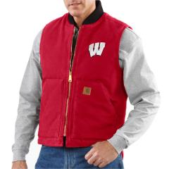 Men's Wisconsin Sandstone Vest