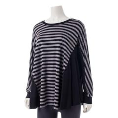 Women's Contrast Swing Tunic