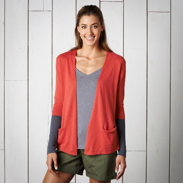 Toad&Co Women's Postcard Cardigan Sweater