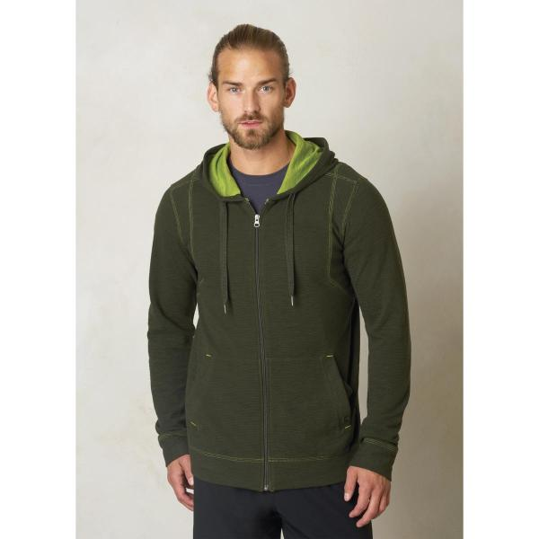 prAna Men's Barringer Full Zip